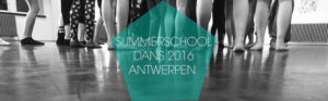 Summerschool dans 2016 Antwerpen @ HETPALEIS | Antwerpen | Vlaanderen | België