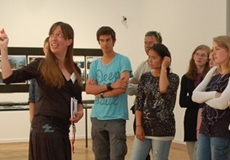 Netwerkbijeenkomst dansdocenten in het VO