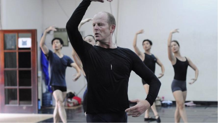 Andrew Greenwood dansimpuls