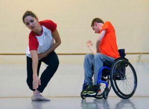 Het Nationale Ballet op DanceAble